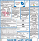 Wisconsin State Labor Law Poster