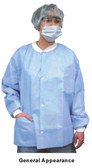 Sunlite Ultra Jacket w/ 2 Pockets, Knit Collar & Cuffs   pic 2