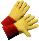 Mig Tig Leather Welding Gloves Pic 1