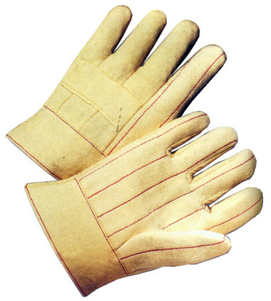 Hot Mill Extra Heavyweight Gloves with Burlap Lining Pic 1