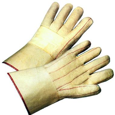 Hot Mill Gloves Heavyweight Hot Mill w/ Gauntlet Cuff Pic 1