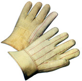 Hot Mill Gloves Heavyweight w/ Knuckle Strap Pic 1