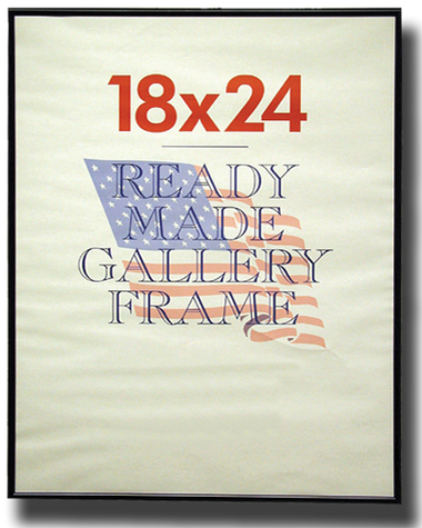 Metal Poster Frames 18 x 24 inch  pic 2