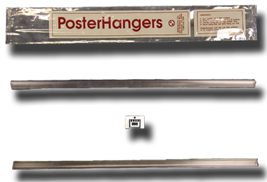 Plastic Safety Poster Hangers  pic 2