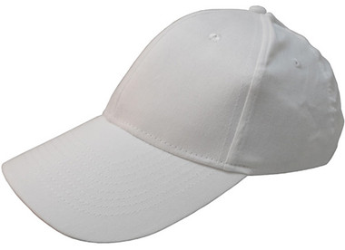 ERB Soft Cap (Cap Only) White Color pic 1