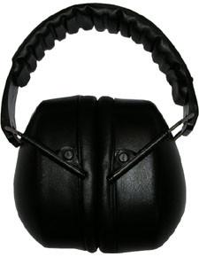 Pyramex Black NRR 27 Ear Muffs # PM3010 pic 1