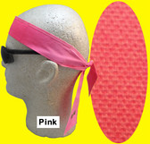 Miracool Pink Color Cooling Bandanas pic 1