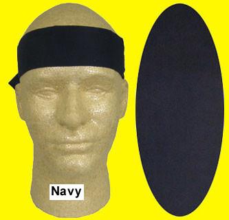 Miracool Navy Blue Cooling Bandanas pic 1