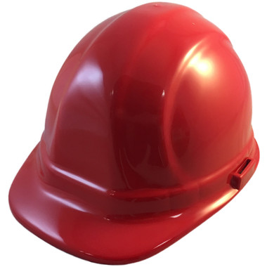 ERB Omega II Cap Style Hard Hats w/ Pin-Lock Red Color pic 1