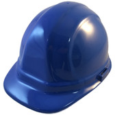 ERB-Omega II Cap Style Hard Hats w/ Ratchet Blue Color pic 1