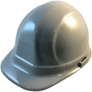 ERB-Omega II Cap Style Hard Hats w/ Ratchet Gray Color pic 1