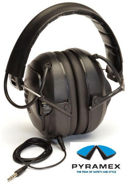 Pyramex Electronic Ear Muffs # PM4011 pic 1