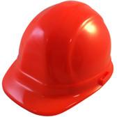 ERB-Omega II Cap Style Hard Hats w/ Ratchet Hi Viz Orange pic 1