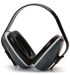 Pyramex Standard NRR 22 Ear Muffs # PM2010 pic 1