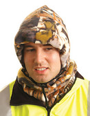 Occunomix 3 in 1 Fleece Balaclava Winter Liner Camo Color pic 1