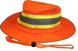 ERB Orange Color Boonie Hats Pic 1