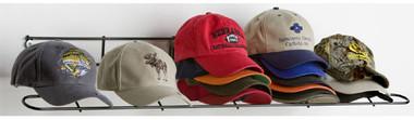 Wall Mounted Baseball Cap Rack  Pic 1