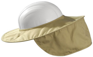 Occuomix STOW-AWAY Khaki Hard Hat Shade pic 1