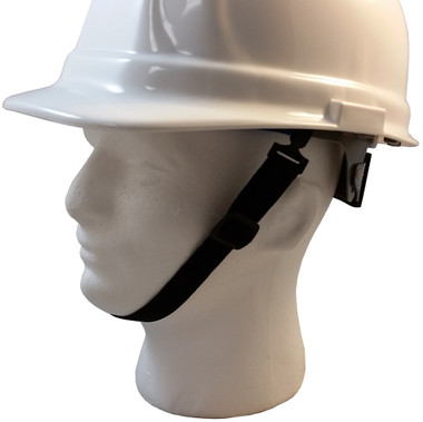 ERB Chin Strap for ERB Cap Style Hard Hats ~ Detail