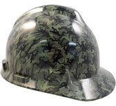 Army Men Green Hydro Dipped Hard Hats Cap Style