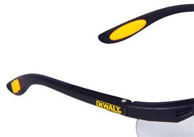 DeWALT Reinforcer Safety Glasses ~ Detail