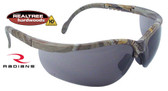Radians Realtree HW Series Glasses with Smoke Lens