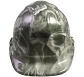 Venom Snake White Hydro Dipped Hard Hats Cap Style