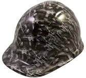 M16 Rifle Hydro Dipped Hard Hats Cap Style