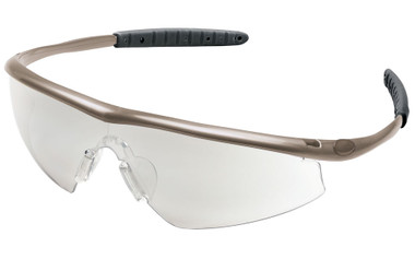 Crews Tremor Glasses ~ Taupe Frame ~ Indoor/Outdoor Lens