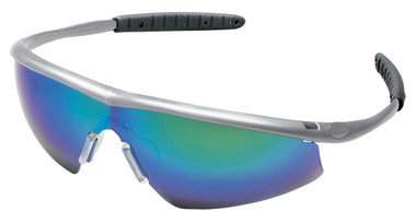 Crews Tremor Glasses ~ Steel Frame ~ Emerald Lens