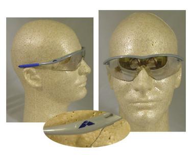 Crews Tremor Glasses ~ Steel Frame ~ Indoor/Outdoor Lens