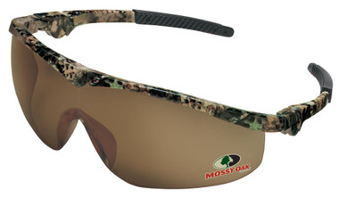 Crews Mossy Oak Series ~ Brown Lens