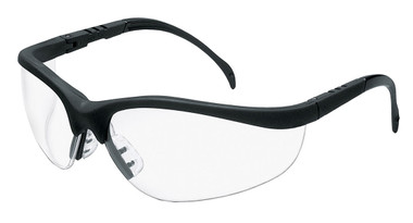 Crews Klondike Safety Glasses ~ Clear Lens