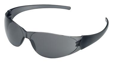 Crews Checkmate Safety Glasses ~ Smoke Lens