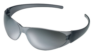 Crews Checkmate Safety Glasses ~ Silver Mirror Lens