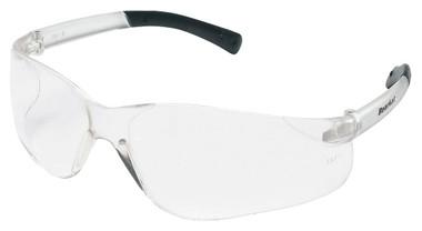 Crews Bearkat Safety Glasses ~ Clear Anti-Fog Lens