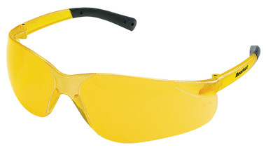 Crews Bearkat Safety Glasses ~ Amber Lens