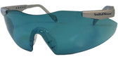 Smith and Wesson ~ Magnum Elite ~ Gray Frame Infinity Blue (Teal) Lens