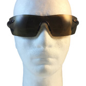 Smith and Wesson Caliber Safety Glasses w/ Brown Lens