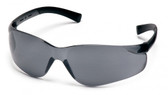 Pyramex Ztek Safety Glasses ~ Smoke Lens