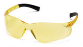 Pyramex Ztek Safety Glasses ~ Amber Lens