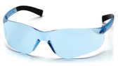 Pyramex ~ MINI Ztek Safety Glasses ~ Infinity Blue Lens