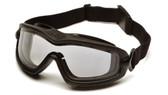 Pyramex V2G-XP Goggles ~ Fog Free Clear Lens