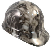 Hades Hydro Dipped GLOW IN THE DARK Hard Hats Cap Style with Ratchet Suspensions