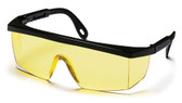 Pyramex Integra Safety Glasses ~ Amber Lens