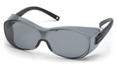 Pyramex OTS ~ Safety Glasses ~ Smoke Lens
