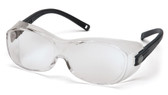 Pyramex OTS ~ Safety Glasses ~ Clear Lens