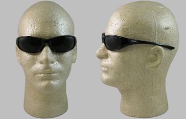 Jackson Hellraiser Safety Glasses ~ Smoke Mirror Lens
