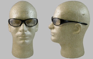 Jackson Hellraiser Safety Glasses ~ Indoor Outdoor Lens