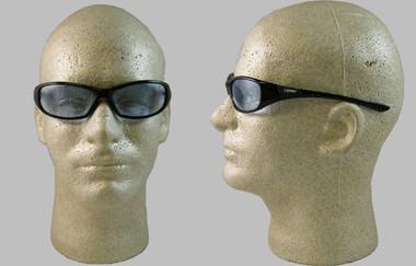 Jackson Hellraiser Safety Glasses ~ Light Blue Lens